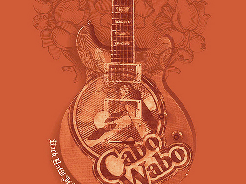Concept Illustration for Cabo Wabo